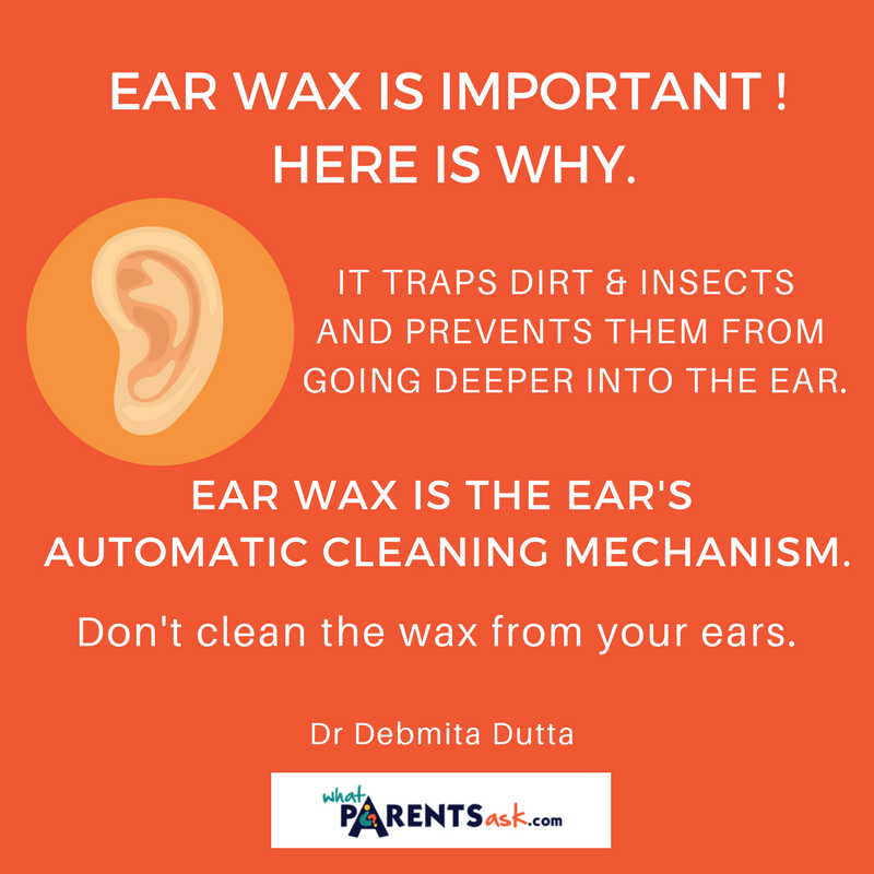 what is ear wax