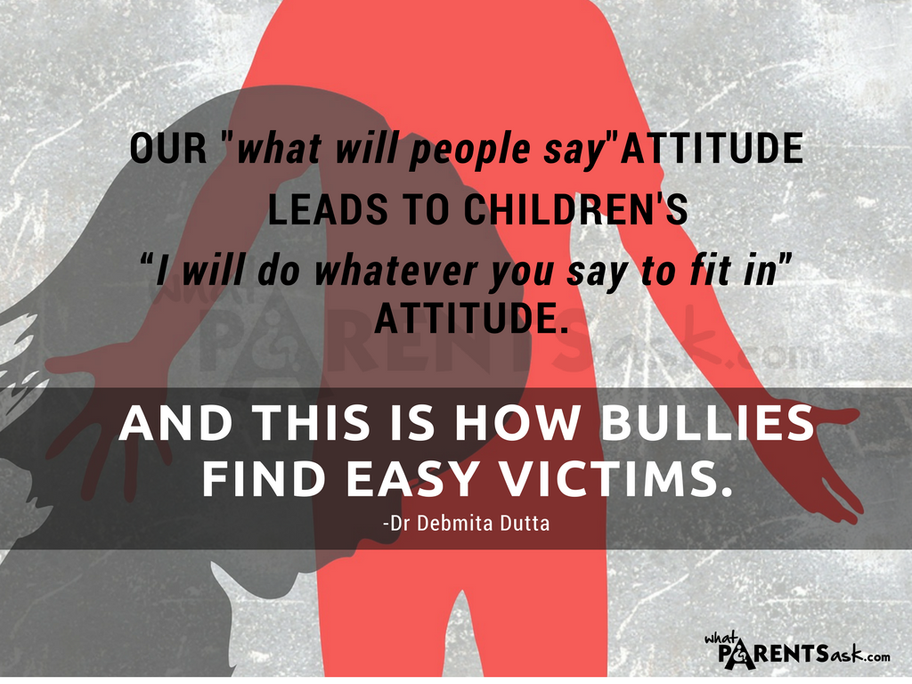 bullies pick on children who are desperate to fit in bullying in school