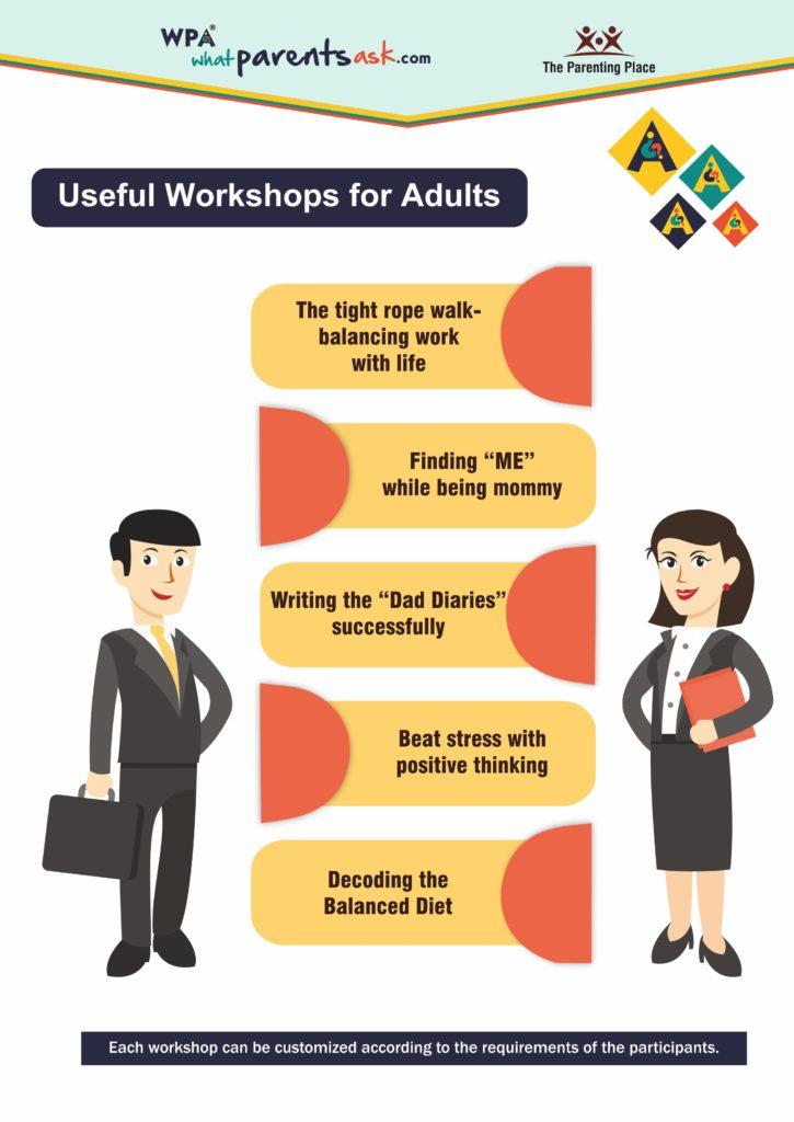 parenting workshops for corporates dr debmita dutta