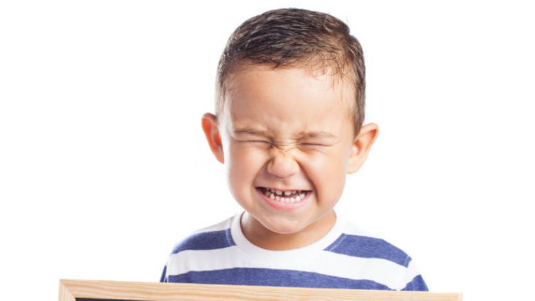 Have you taught your preschooler how to be quiet