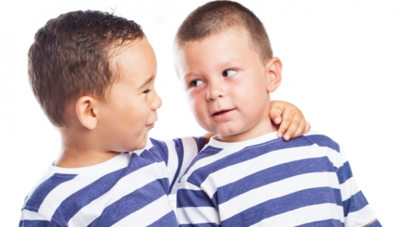 What to do when your child fights with his friend