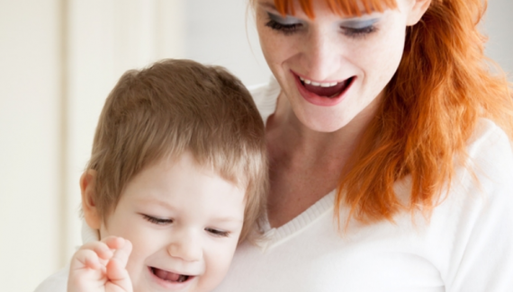 5 ways to build your child's sense of humor