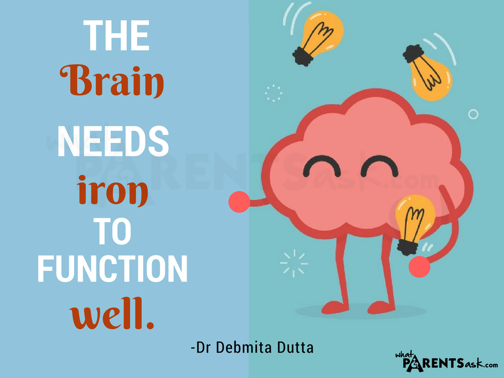 what happens in iron deficiency anemia