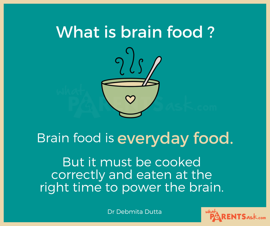 what is brain food