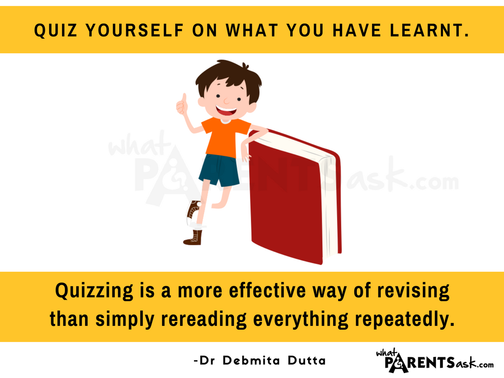 what is the best way to revise during exam