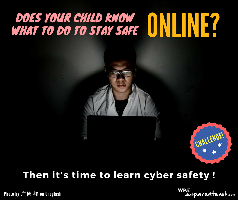 what should teens know about cyber safety