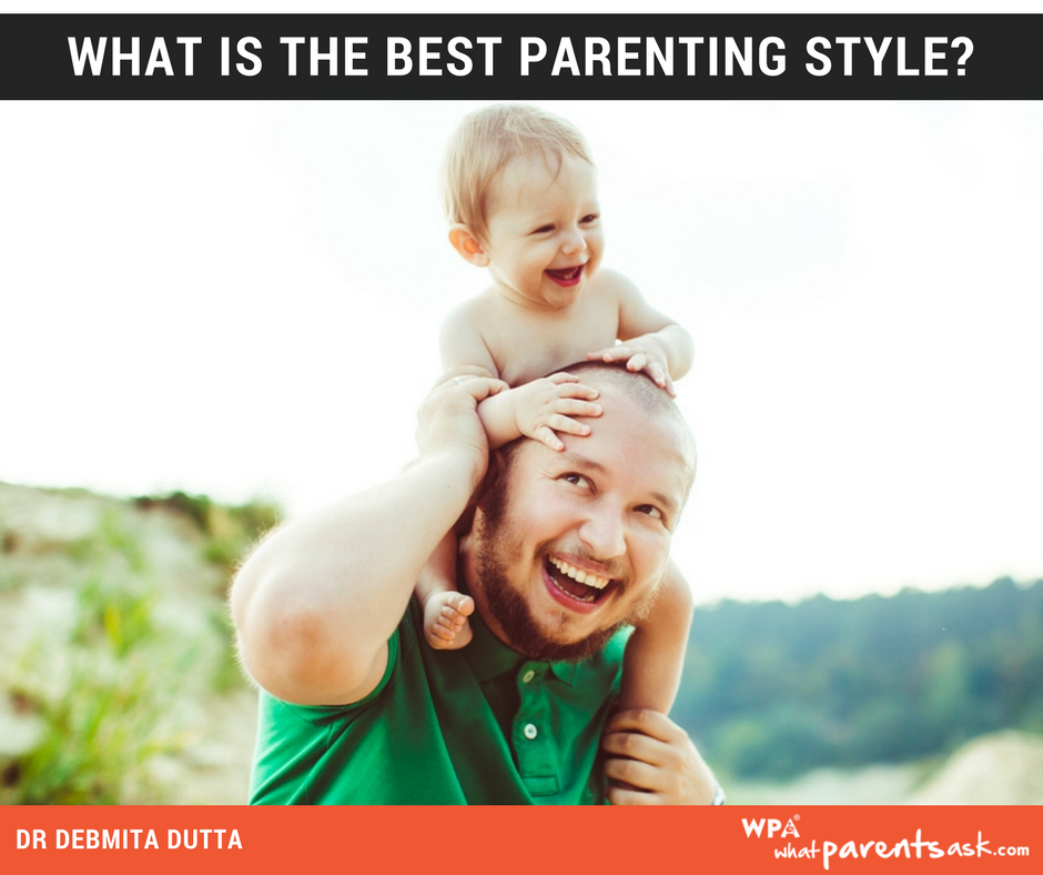 what is the best parenting style
