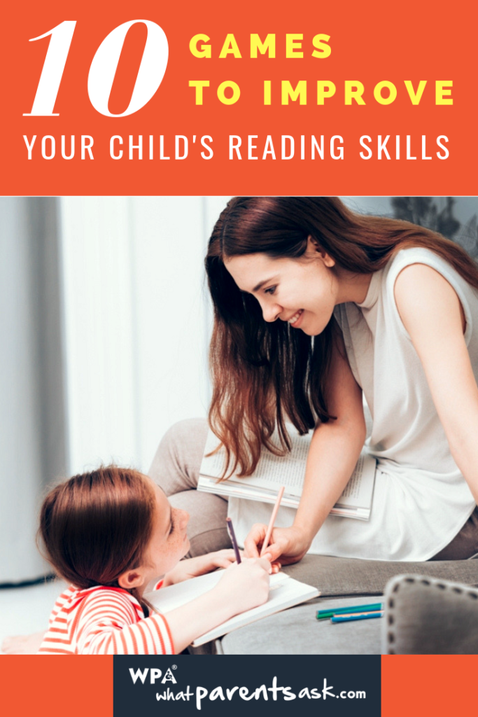 10 games that will teach your child how to read without books