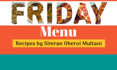 Friday Menu