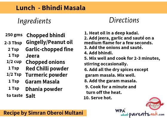 bhindi masala #cookhealthymealseveryday