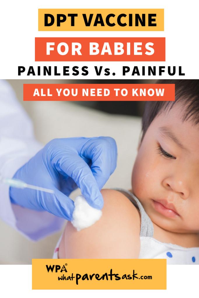 DPT Vaccine for babies