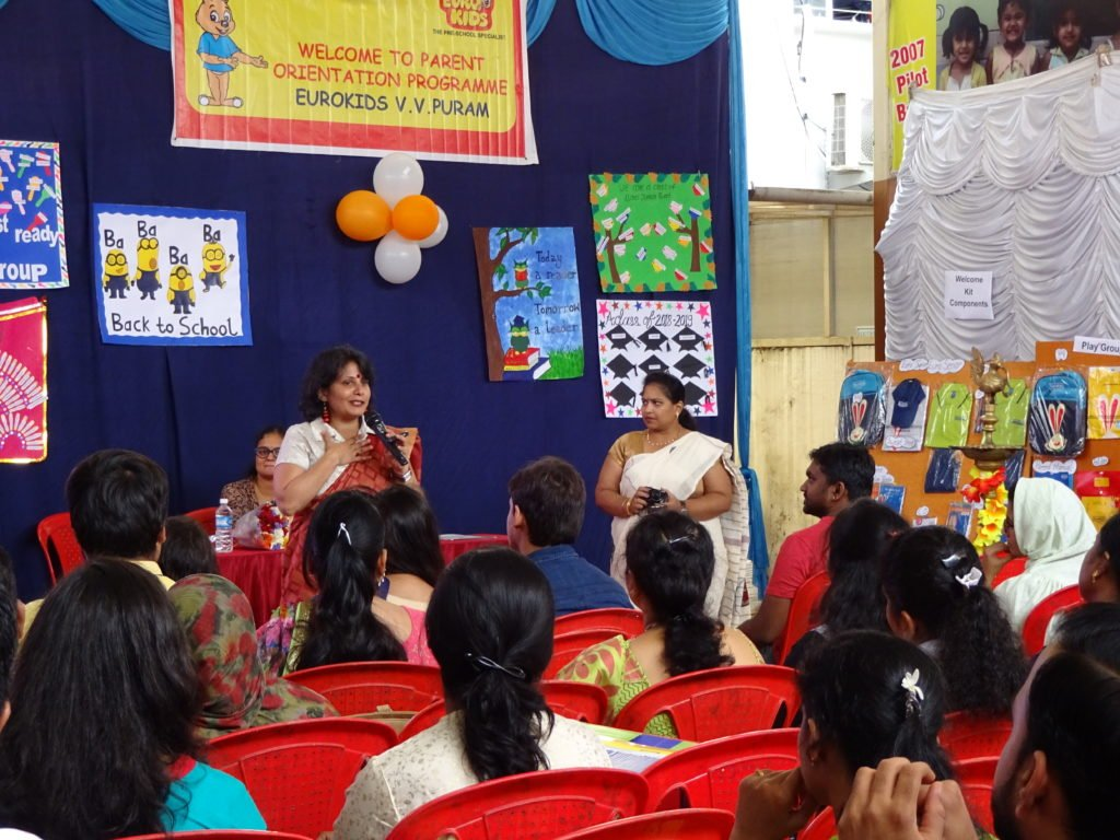 parenting workshops at preschools in bangalore