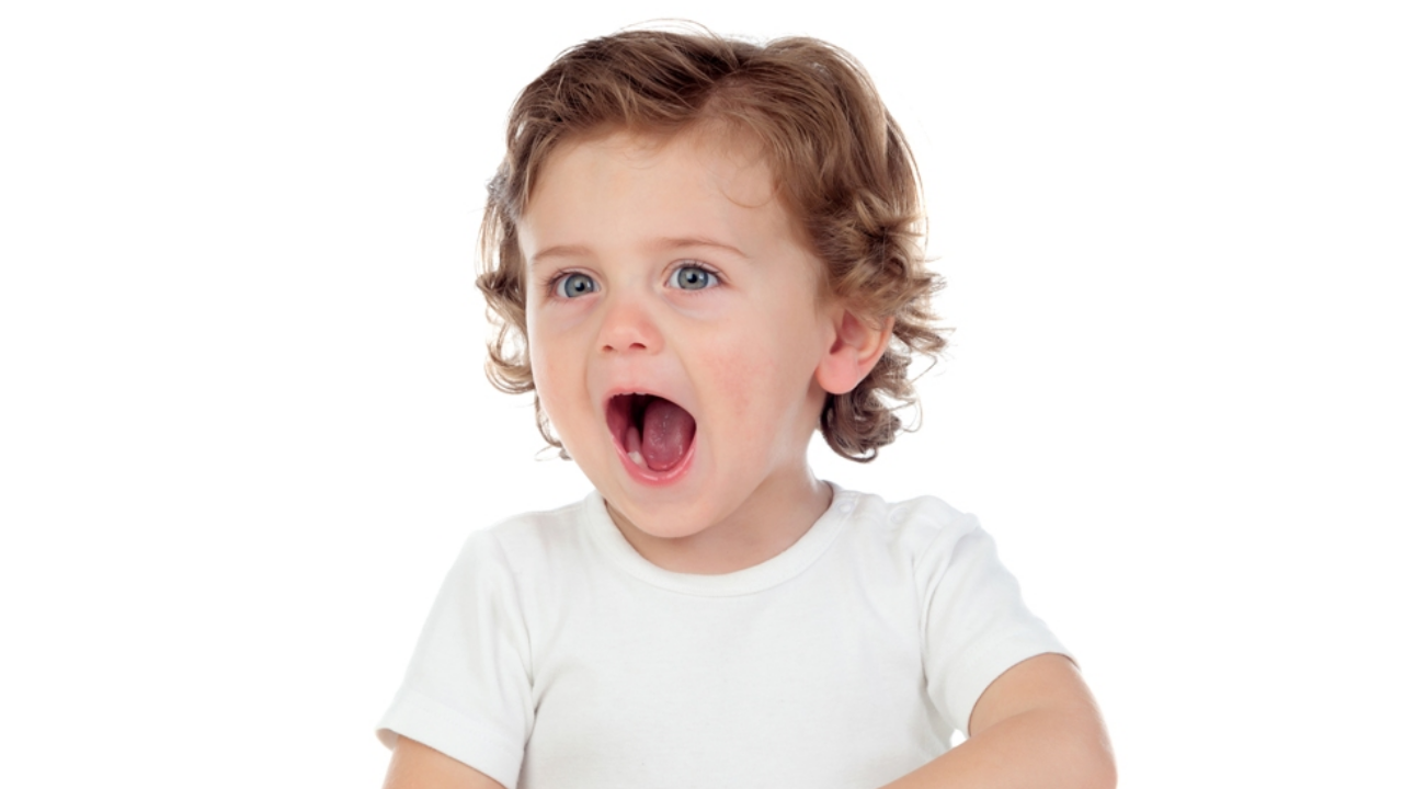 can ear wax cause speech delay in children