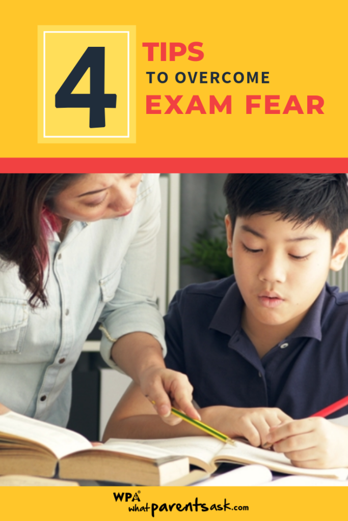 reduce exam fear