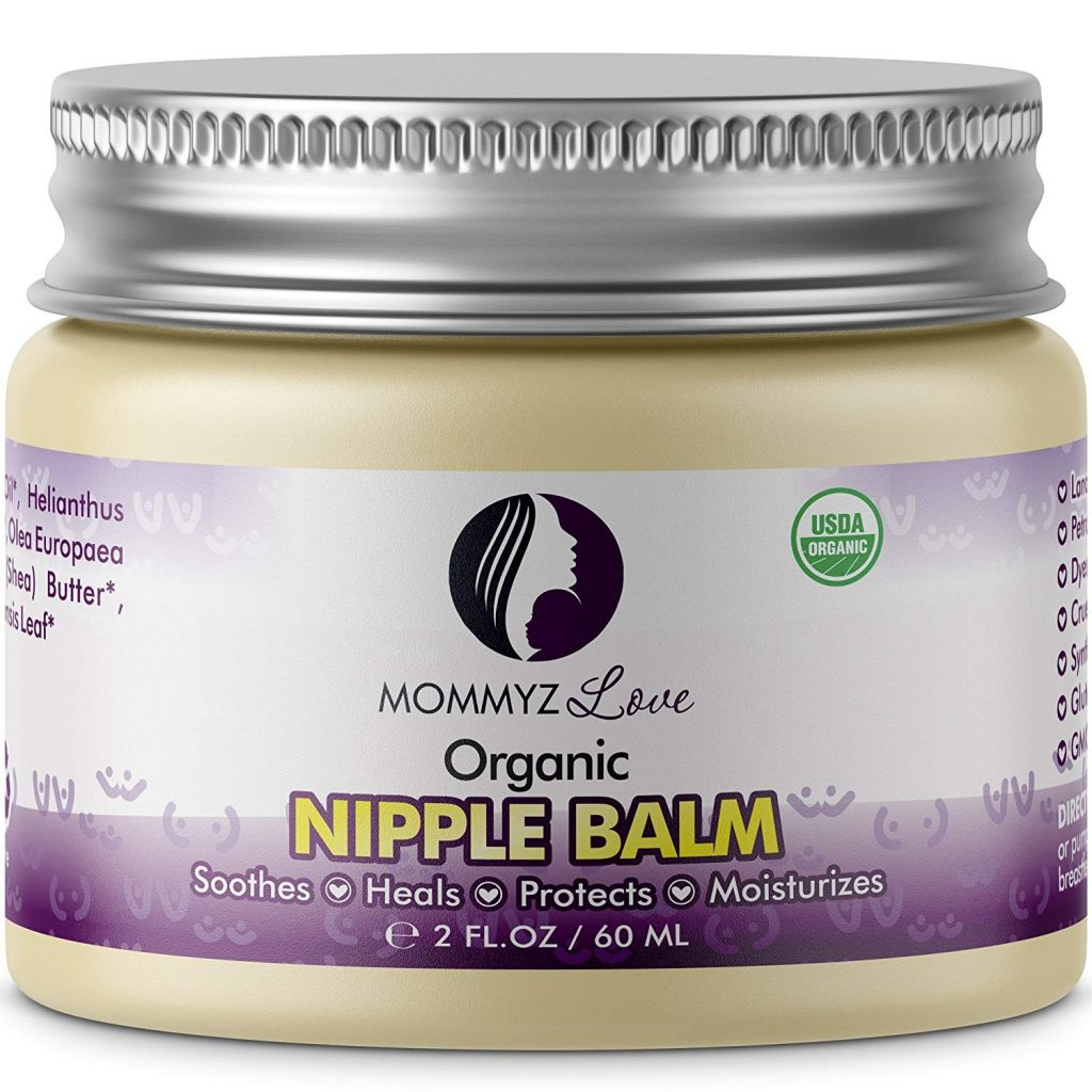 Mommyz Love Best Nipple Cream