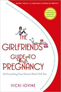 The Girlfriends' Guide to Pregnancy Book
