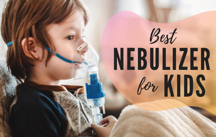 best nebulizer for kids