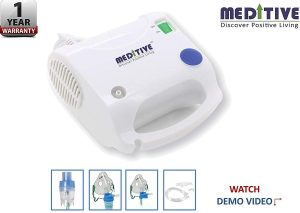 Meditive Respiratory Nebulizer