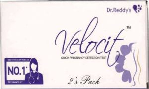 Velocit Quick Pregnancy Kit