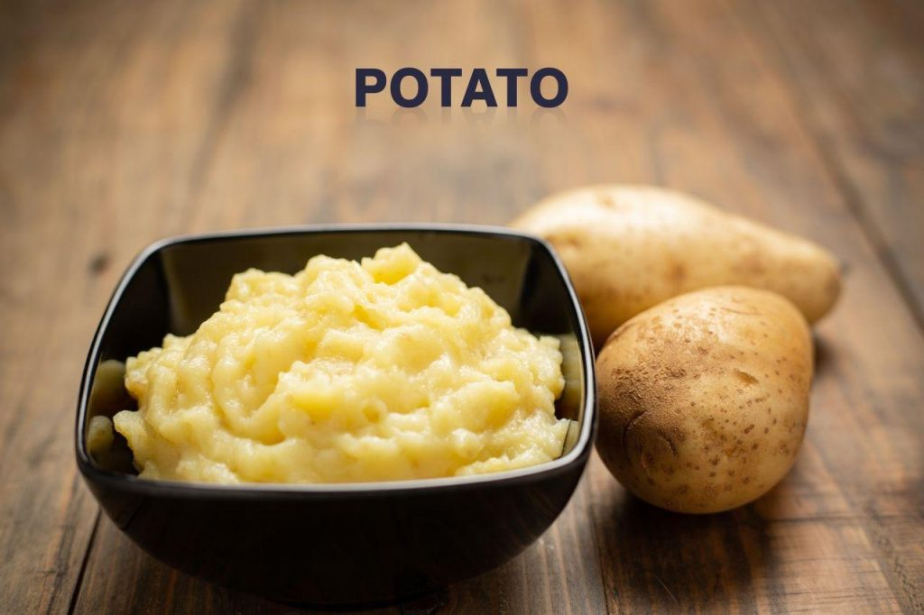 potato home remedies for loose motions in babies